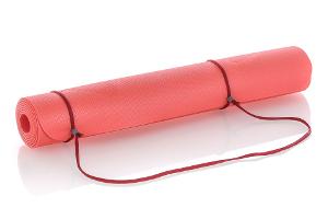 Nike Fundamental yogamåtte i lyserød