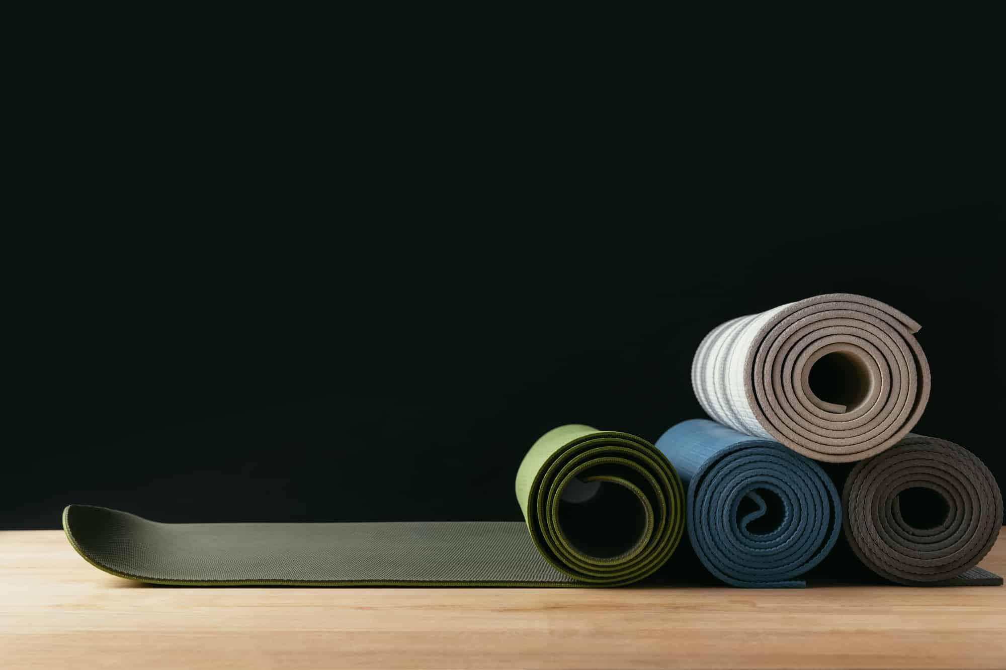 Test af yogamåtter
