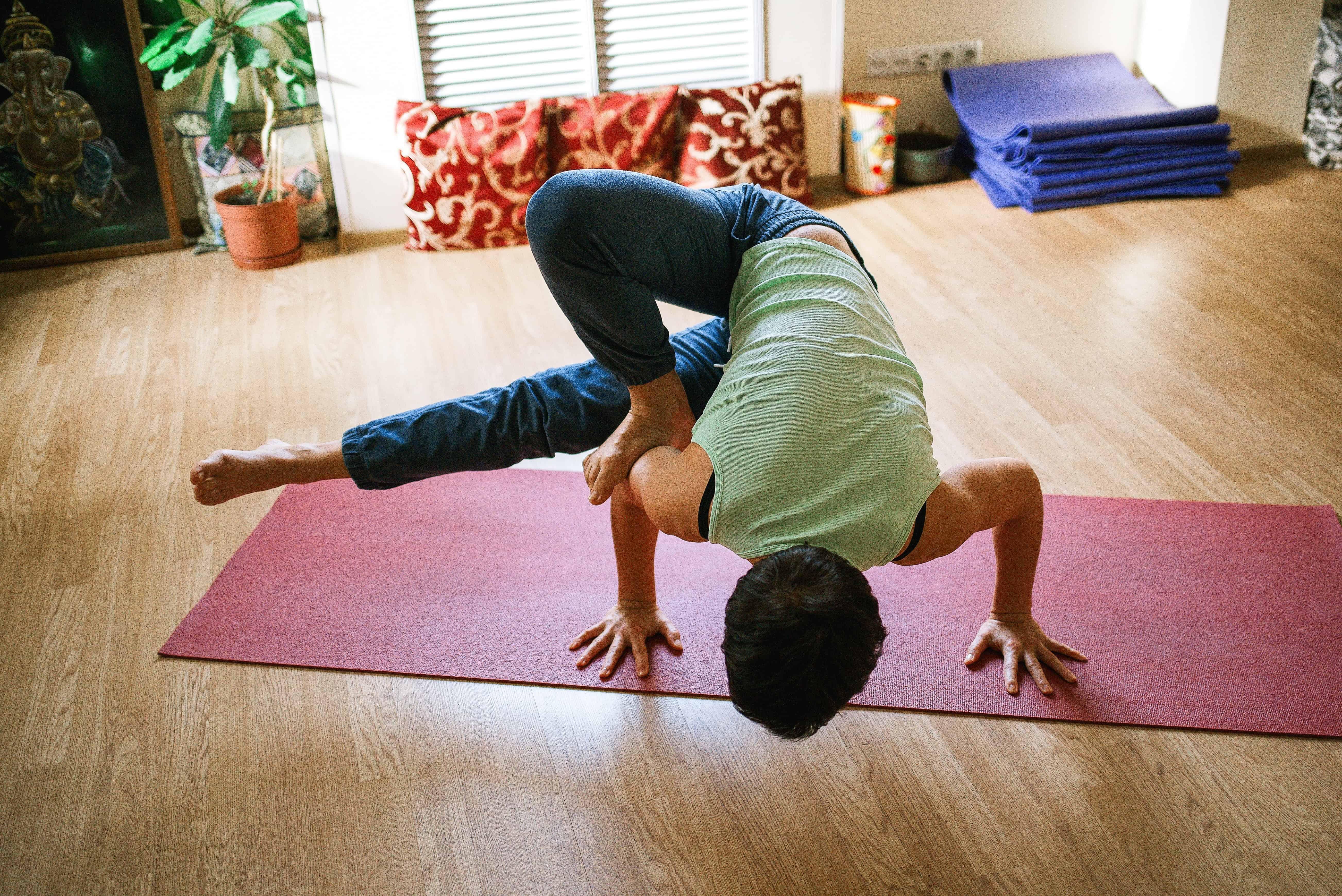 Billige yogamåtter