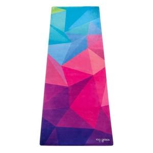 Test af Combo studio mat fra yoga design lab