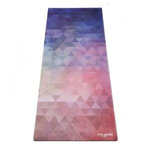 Test af Travel yogamåtte fra Yoga Design Lab