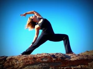 Hatha yoga - Kriger