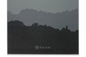 Gaiam Granite Mountains yogamåtte